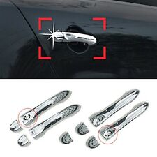 Chrome Door Handle Cover Trim Molding B818 For RENAULT 2010-2011 Latitude / SM5