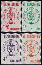 VIETNAM du SUD N°218/221* Combattants, 1963 South VietNam 215-218 Army MH