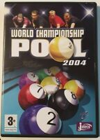 World Championship Pool 2004 PC Billiard Simulator