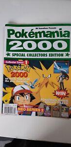 POKEMON Pokemania 2000 Special Collector's Edition VERY RARE