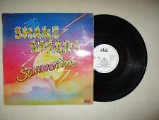 """LP 33T THE SHAKE SPEARS """"Summertime"""" ABA 3385 FRANCE §"""