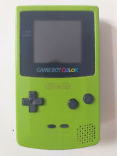 Game Boy Color Handheld-Konsole grün