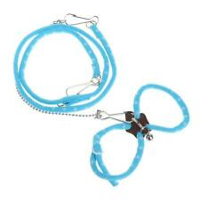 Pet Small Animal Hamster Mouse Squirrel Glider Leash Rope Harness Traction G4W2