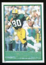 1985 Topps Stickers James Lofton #237 HOF 8x Pro Bowl Green Bay Packers