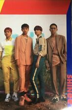SHINEE-THE STORY OF LIGHT EP.1 OFFICIAL UNFOLDED POSTER (US SELLER)