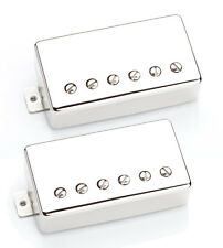 Seymour Duncan SH-1 '59 Neck / SH-16 59/Custom Hybrid set nickel 4 conductor NEW