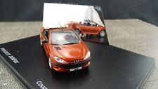 Peugeot 206 CC  Norev 472622 cabrio 2001  1:43 Modell  A1049