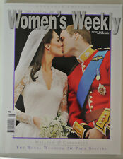 Australian Women's Weekly Souvenir Edition: William & Catherine Royal Wedding