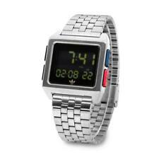 Adidas  Z01-2924-00 ARCHIVE M1 Stainless Steel 36mm Unisex Digital Watch