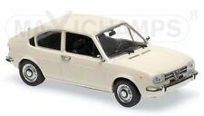 Minichamps 1 43 ALFA ROMEO Alfasud 1972 (white)