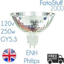 Enh 120v 250w GY5.3 Philips 13095 38686 93506 DISCO / Ampoule de Lampe Scène / 3250k