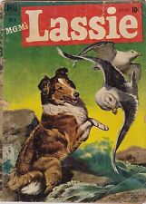 MGM's Lassie #4 GD 2.0 1951 Dell See my store