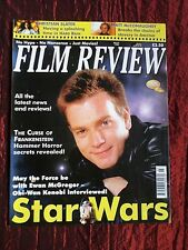 FILM REVIEW - UK MAG- MAR 1998 -EWAN MCGREGOR- CHRISTIAN SLATER- ROBIN WILLIAMS