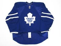 TORONTO MAPLE LEAFS HOME AUTHENTIC TEAM ISSUED REEBOK EDGE 2.0 7287 JERSEY 58+