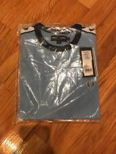 Fred Perry Sportswear Glacier Taped Ringer T-shirt Size XS