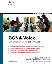 CCNA Voice Official Exam Certification Guide (con CD-ROM) CISCO