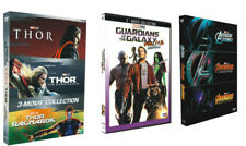 NEW Marvel Guardians of the Galaxy Vol 1 2 THOR 3-Movie Avengers Collection Box