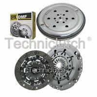 NATIONWIDE 2 PART CLUTCH KIT AND LUK DMF FOR FORD MONDEO HATCHBACK 2.0 16V