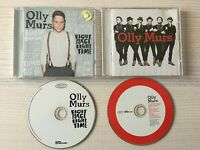 OLLY MURS - 2 CD Album Bundle - Self Titled & Right Place Right Time