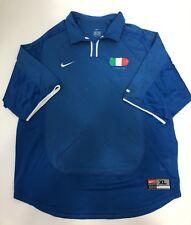 Nike Italia Nazionale Italiana Maglia Calcio Anno 1998 Celebrativa Taglia XL