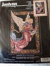 ANGELICA  Counted Cross Stitch Kit Donna Vermillion Giampa  Janlynn SEALED