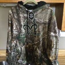 Realtree Men's Performance Pullover Hoodie Size Large......