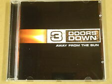 CD / 3 DOORS DOWN - AWAY FROM THE SUN