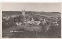 Devon Postcard - Widecombe-in-the-Moor - Dartmoor Village    ZZ2490