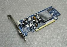 256MB Gigabyte GV-NX62LTC256T nVidia GeForce 6200 VGA/S-Vid PCI-e Graphics Card