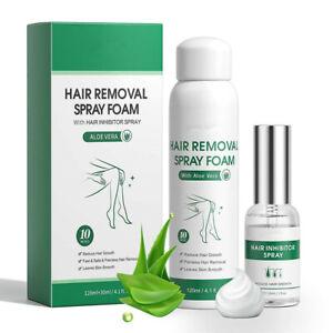 Hair Removal Spray & Hair Inhibitor Spray Set, Hair Removal Cream