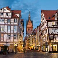 Wochenende für 2 Hauptstadt Niedersachsen Städtereise Urlaub 2 Personen 3 Tage