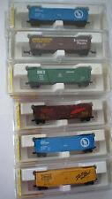 Kadee-Micro Trains - 40' STD Boxcar - Plug Door - Spur Z-   Top Qualität OVP-