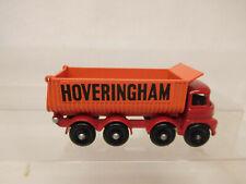X-64244Matchbox Regular Wheels Nr. 17D Hoveringham Tipper, sehr guter Zustand