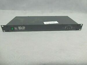 Kramer s-Video/ Composite Distribution Amplifier Console Used Condition Untested