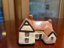 Mudlen End Studio Suffolk England Miniature Clay/Pottery Hand Painted