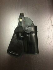 D040 SOB Small of Back Leather Holster RH Fits GLOCK 17 Handmade!