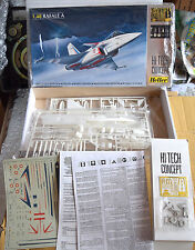 HELLER RAFALE A 1/48 HI-TECH CONCEPT VINTAGE MODEL KIT