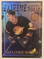 1995-96 ALEXANDER MOGILNY Topps Stadium Club Extreme North Vancouver Canucks