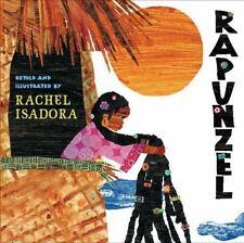 Rapunzel by Rachel Isadora (2008, Hardcover)