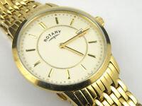 Men's Rotary GB00248/03 Classic Luxury Quartz Dress Watch - 100m