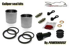 Kawasaki VN800 Drifter rear brake caliper piston seal rebuild kit 2001 2002