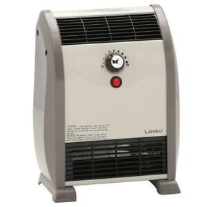 Lasko Space Heater Convection Automatic Air Flow Electric Portable 1500 Watt New