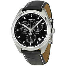 Tissot PR100 Chronograph Black Dial Men's Watch T1014171605100