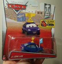 Disney Pixar Cars Mattel J. Low Lee Super Chase  J Low Lee Superchase neu OVP