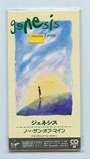"Genesis/No Son Of Mine + 1 (Japan 3"" CD/SEALED)"