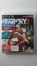 Far Cry 3 game for Playstation 3 , PS3