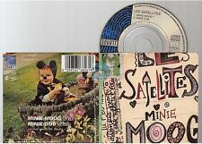 "LES SATELLITES minie moog CD SINGLE 8cm 3""inch"