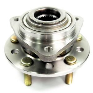 SRT SB513089 Wheel Bearing and Spindle Hub Assembly Front Placement