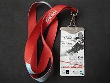 Croatia, Snow Queen Trophy 2011 - Night Slalom, VIP accreditation, ticket; FIS