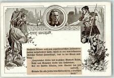 39294631 - Robert Hamerling Gedicht Harfe sign.Rud.Poepl Schriftsteller